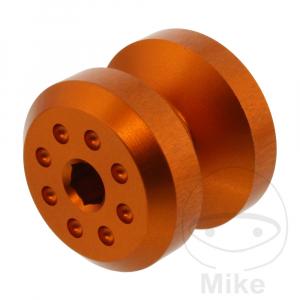 Bobbins M6 Oranje 1 stuks