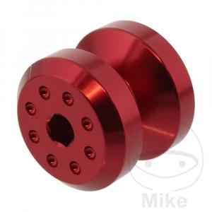 Bobbins M6 Rood 1 stuks