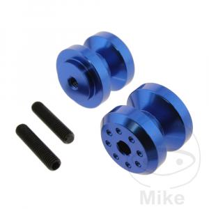 Bobbins M6 Blauw 2 stuks