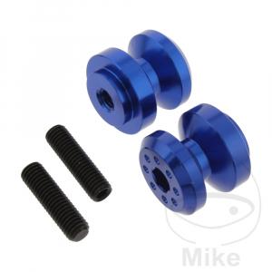 Bobbins M8 Blauw 1 stuks