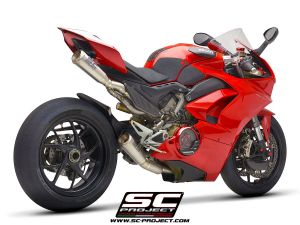 SC-Project Volledig systeem S1-GP voor DUCATI PANIGALE V4-V4 S
