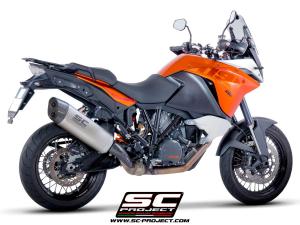 SC-Project uitlaat Adventure voor KTM 1190 ADVENTURE