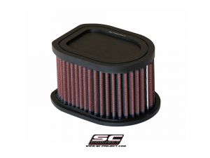 Luchtfilter SC-Project speciaal voor KAWASAKI Z 800 e version 2012-2016