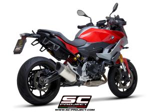 SC-Project uitlaat SC1-R voor BMWF 900 XR 2020
