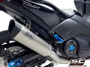 SC-Project Volledig systeem SC1-R voor YAMAHA TMAX 530 2017-2019-SX-DX-SX Sport Edition