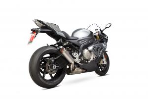 Scorpion Slip-On uitlaat RP1-GP Titanium voor BMW S1000 RR