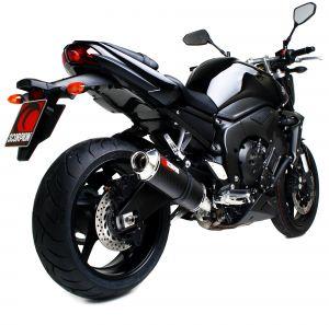 Scorpion Slip-On uitlaat Factory Oval Carbon voor Yamaha FZ1 / FZ1 S