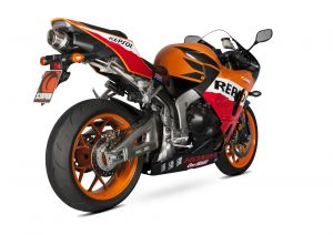 Scorpion Slip-On uitlaat Stealth Carbon voor Honda CBR600 RR
