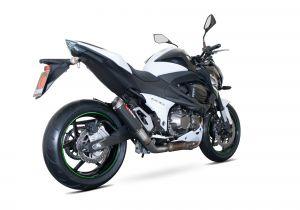 Scorpion Slip-On uitlaat RP1-GP Carbon voor Kawasaki Z800