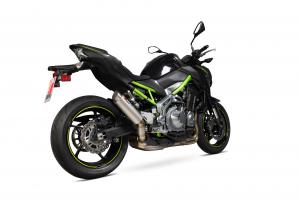Scorpion Slip-On uitlaat RP1-GP Titanium voor Kawasaki Z900