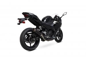 Scorpion Slip-On uitlaat RP1-GP Carbon voor Kawasaki Ninja 400