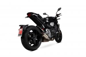 Scorpion Slip-On uitlaat Red Power Titanium voor Honda CB1000 R