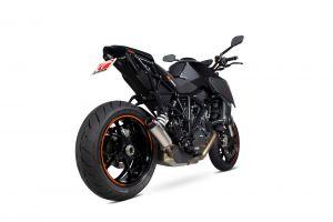 Scorpion Slip-On uitlaat Serket Taper Titanium voor KTM 1290 Superduke R