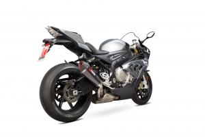 Scorpion Slip-On uitlaat Serket Taper Carbon voor BMW S1000 RR