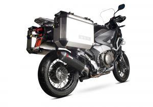 Scorpion Slip-On uitlaat Serket Parallel Carbon voor Honda VFR1200 X Crosstourer