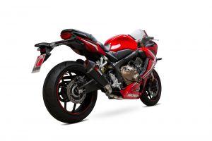 Scorpion Volledig systeem Serket Taper Carbon voor Honda CBR650 R