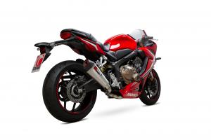 Scorpion Volledig systeem Serket Taper RVS voor Honda CBR650 R