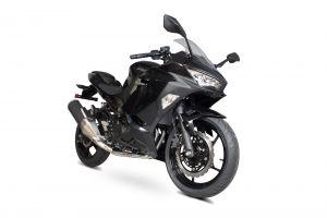 Scorpion Uitlaatbochtenset voor Kawasaki Ninja 400