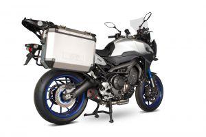 Scorpion Volledig systeem Serket Taper Carbon voor Yamaha Tracer 900 / Tracer 900 GT
