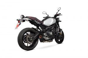Scorpion Volledig systeem Serket Parallel Carbon voor Yamaha XSR900