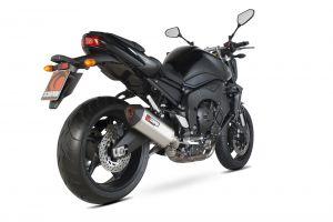 Scorpion Slip-On uitlaat Serket Parallel RVS voor Yamaha FZ1 / FZ1 S