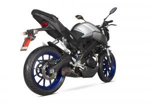 Scorpion Volledig systeem Serket Taper Carbon voor Yamaha MT-125
