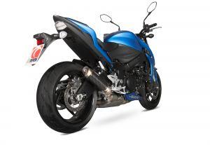 Scorpion Slip-On uitlaat RP1-GP Carbon voor Suzuki GSX-S 1000 / GSX-S 1000 F