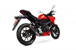 Scorpion Volledig systeem RP1-GP Carbon voor Suzuki GSX-S 125 / GSX-S 150