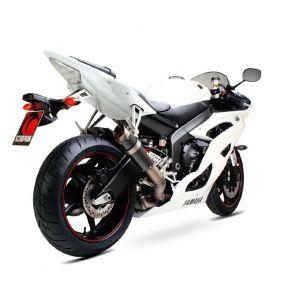 Scorpion Slip-On uitlaat RP1-GP Carbon voor Yamaha YZF-R6