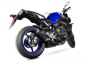 Scorpion Slip-On uitlaat RP1-GP Carbon voor Yamaha MT-10