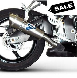 Termignoni Titanium Uitlaat UITVERKOOP - Suzuki GSX-R600 - GSX-R750 2008-2010
