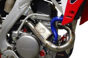 Termignoni Bochtenset RVS Honda CRF 250 R 2015-2017