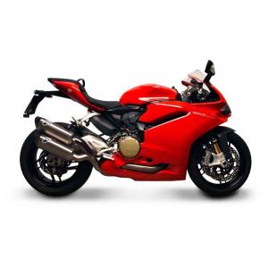 Termignoni Linkpijp met katvervanger RVS Ducati Panigale 959 16-17