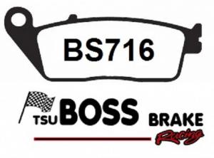 Gesinterde remblokken BS716