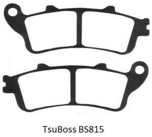 Gesinterde remblokken BS815