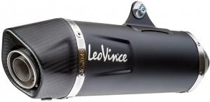 Leovince Nero volledig systeem met katalysator KTM 690/Enduro SMC R 2021->