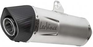 Leovince LV ONE EVO Slip-On met katalysator KTM 690/Enduro SMC R 2021->