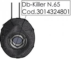Leovince db-killer 65 / 3014324801
