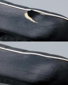Buddyseat zadel reparatie-materiaal zelfklevend