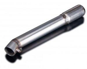 Delkevic standaard db-killer voor ovale en tri-ovale dempers van 320, 420, 350 en 450 mm