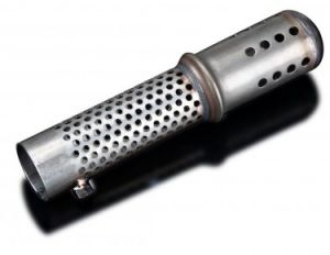 Delkevic standaard db-killer voor ronde en ovale dempers van 200 en 225 mm