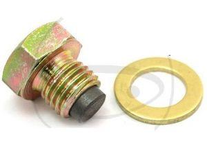 Magnetische olie aftapplug M12x1.50