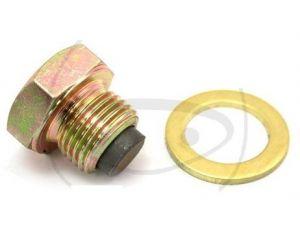 Magnetische olie aftapplug M14x1.25