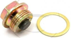Magnetische olie aftapplug M20x1.50