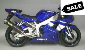 Arrow uitlaat Yamaha YZF-R1 -2001 Race tech Carbon