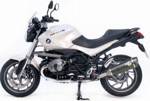 Leovince carbon uitlaat BMW R1200R