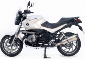 Leovince titanium uitlaat BMW R1200R
