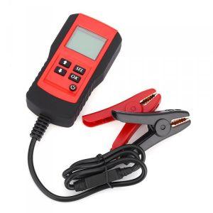 Accutester voor 12 volt accu's
