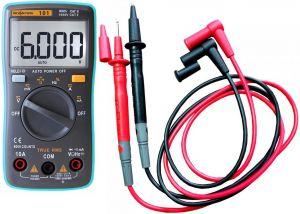 Digitale Multimeter RM101 AC/DC Amperemeter Voltmeter OhmMeter