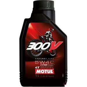 Motorolie 5W40 1 liter Motul 300V